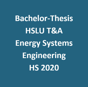Bild:  Bachelor-Thesis Energy Systems Engineering HS 2020