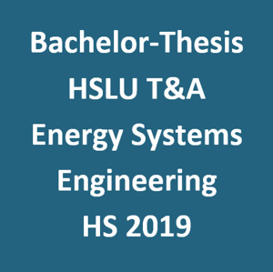 Bild:  Bachelor-Thesis Energy Systems Engineering HS 2019
