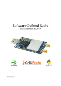 Bild:  Datenübertragung mit Rückkanal in Software-Defined Radio